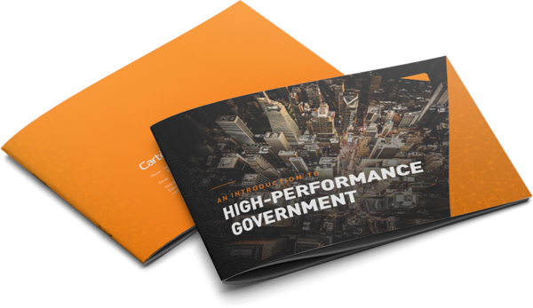 Intro to High-Performance Government cover